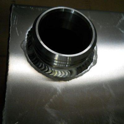 Výroba hliníkových nádrží na mieru podľa požiadaviek zákazníka