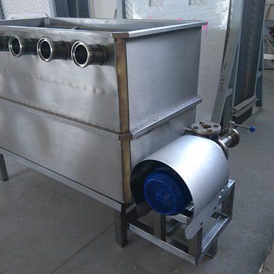 Výroba nerezových nádrží pre potravinársky priemysel