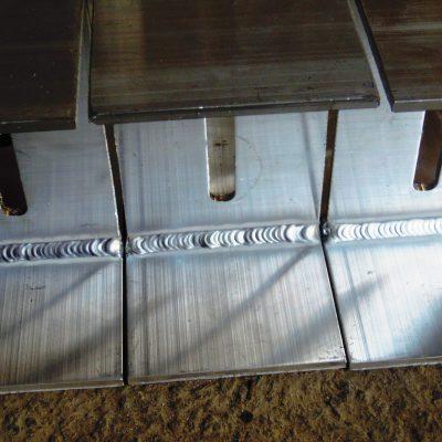 Výroba hliníkových konzol pre stavebníctvo